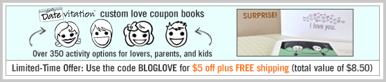 Datevitation Custom Love Coupon Books