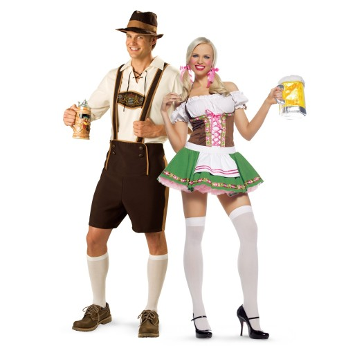 october fest couples costume