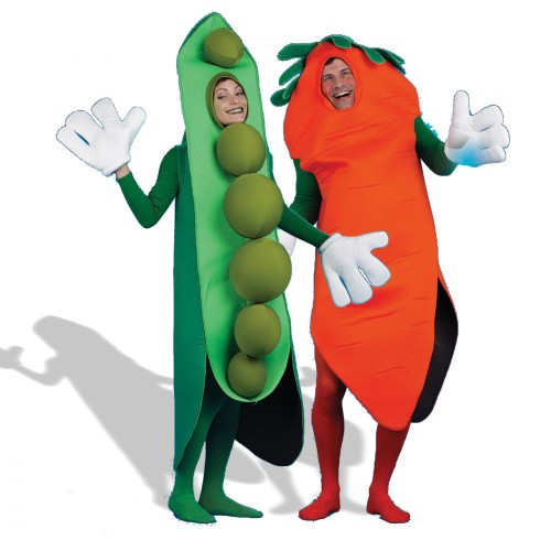 peas-and-carrots-couples-costume