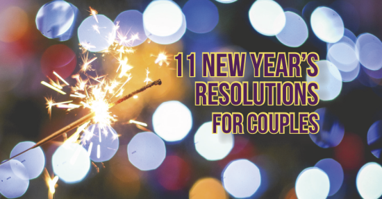 11 new year's resolutions for couples
