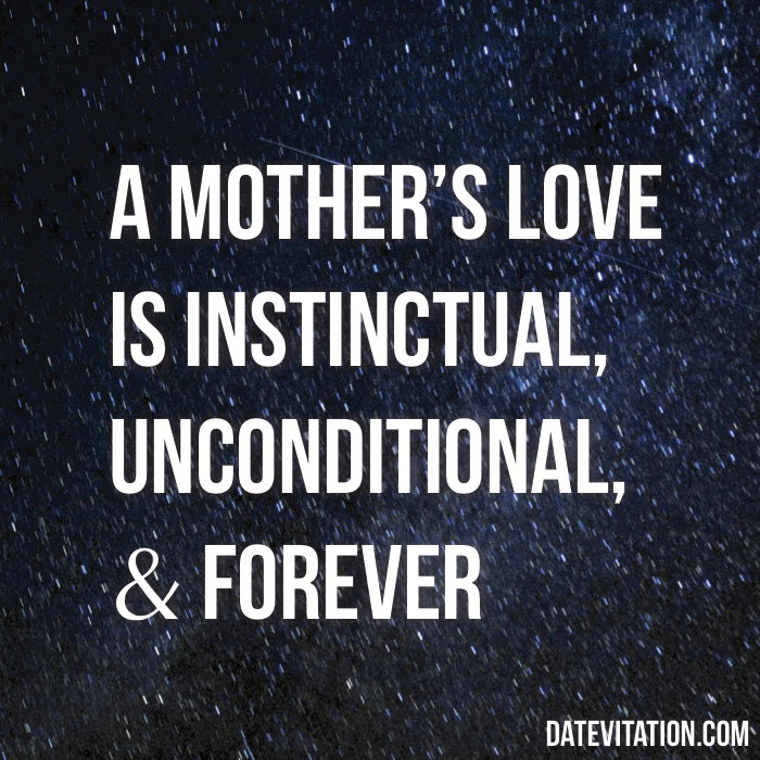 Quotes About A Mother's Love Fascinating 13 Quotes About Mothers To Share With Mom  Datevitation